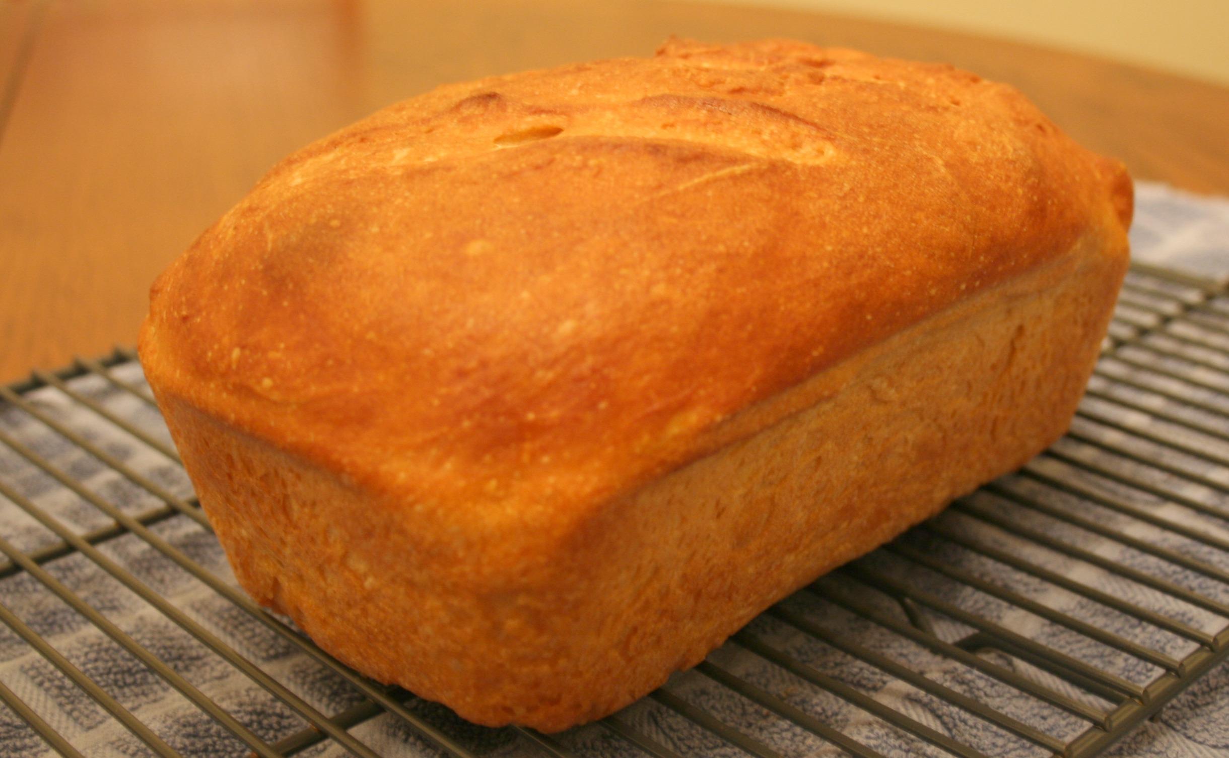 No Knead Sandwich Bread Mom Makes