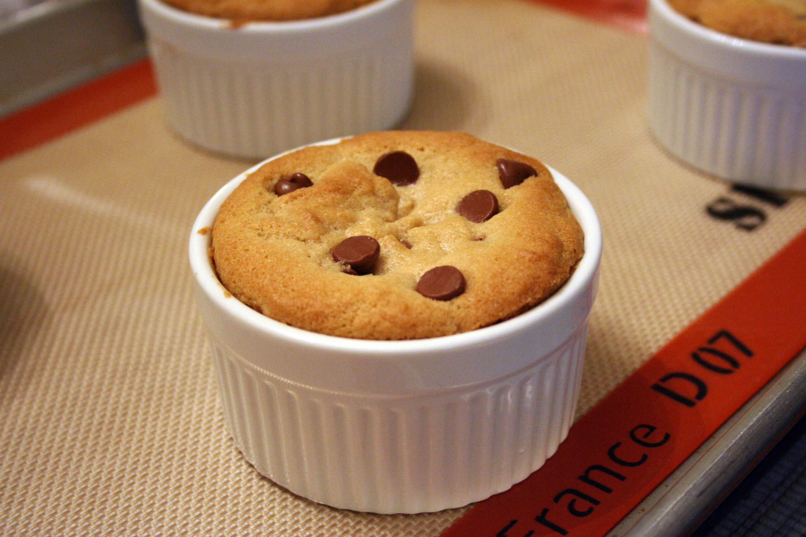 The Chocolate Chip Cookie Bowl Recipe — Dishmaps