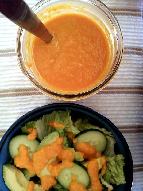 Carrot Ginger Dressing | Mom-Makes...