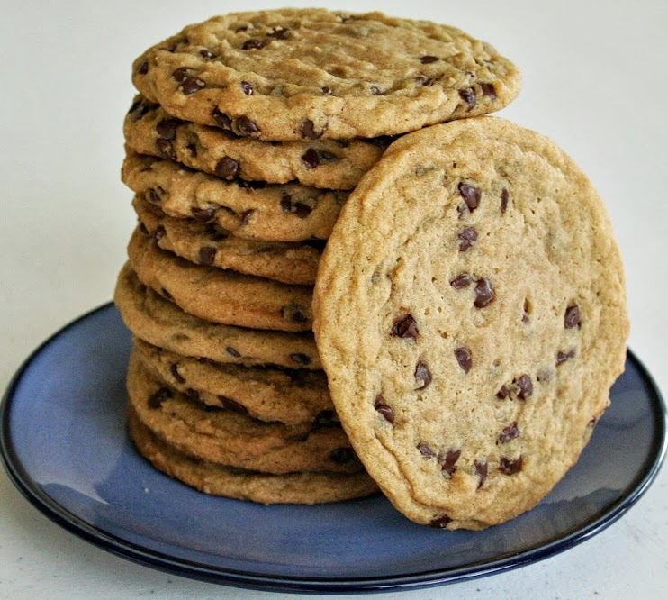 Copycat Panera Chewy Chocolate Chip Cookies