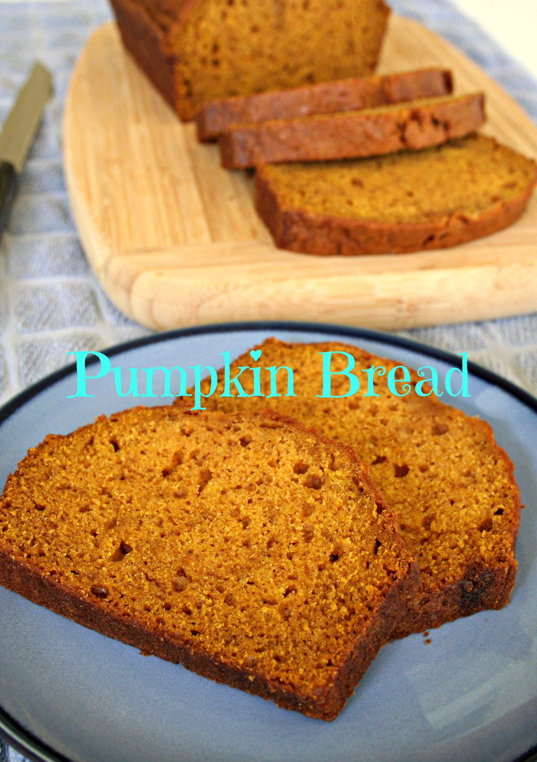 Ina Garten Pumpkin Bread quick bread | mom-makes
